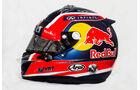 Daniil Kvyat - Helm  - Formel 1 - 2015