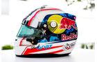 Daniil Kvyat - Helm - GP Singapur 2014