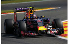 Daniil Kvyat - Red Bull - Formel 1 - GP Belgien - Spa-Francorchamps - 21. August 2015