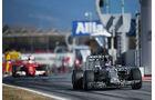 Daniil Kvyat - Red Bull - Formel 1-Test - Barcelona - 22. Februar 2015