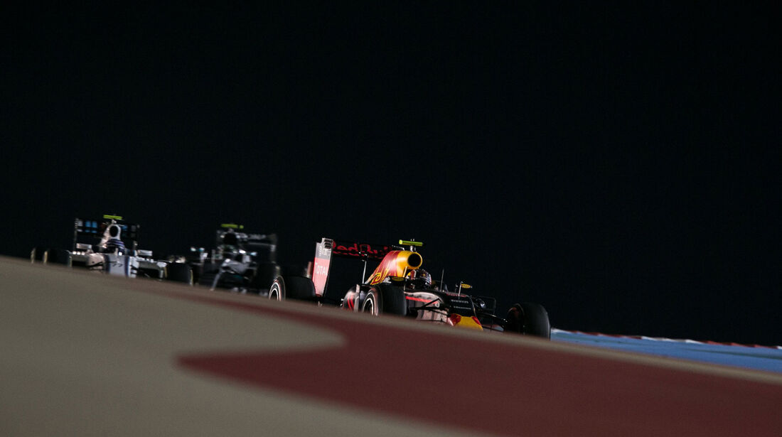 Daniil Kvyat - Red Bull - GP Bahrain 2016