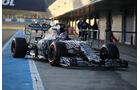 Daniil Kvyat - Toro Rosso - Formel 1-Test - Jerez - 2. Februar 2015