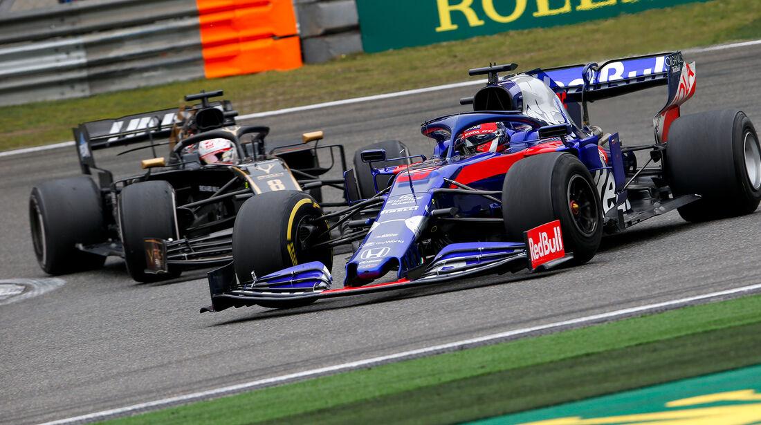 Daniil Kvyat - Toro Rosso - GP China 2019 - Shanghai