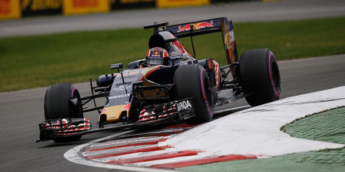 Daniil Kvyat - Toro Rosso - GP Kanada 2016 - Montreal - Qualifying