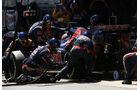 Daniil Kvyat - Toro Rosso - GP Spanien 2016