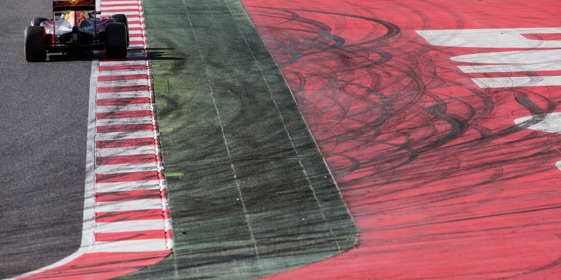 Danis Bilderkiste - Formel 1 - Barcelona F1-Test 2016