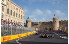 Danis Bilderkiste - GP Aserbaidschan 2016