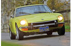 Datsun 240 Z, Frontansicht