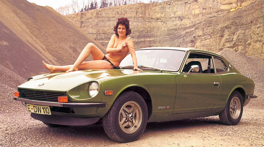 Datsun, 240 Z, Nissan, mokla, Z-Modelleodelle