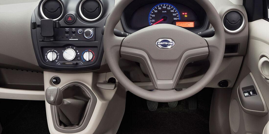 Datsun Go Plus +