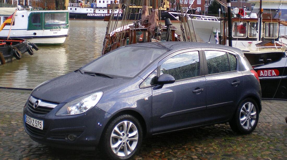 Dauertest Opel Corsa
