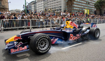 David Coulthard - Buenos Aires - 2008
