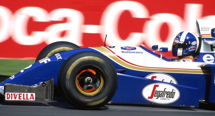 David Coulthard - Formel 1 1994