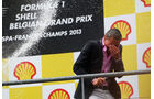 David Coulthard - GP Belgien 2013