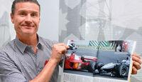 David Coulthard Mein bestes Rennen