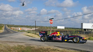 David Coulthard - Showrun Austin 2011