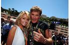 David Hasselhoff - Formel 1 - GP Monaco - 26. Mai 2013
