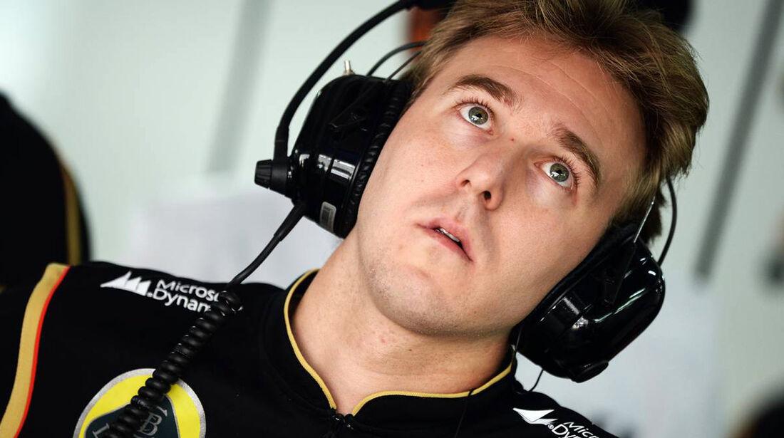 Davide Valsecchi - Lotus - Formel 1 - GP Indien - 26. Oktober 2013