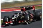 Davide Valsecchi - Lotus - Young Driver Test - Silverstone - 18. Juli 2013