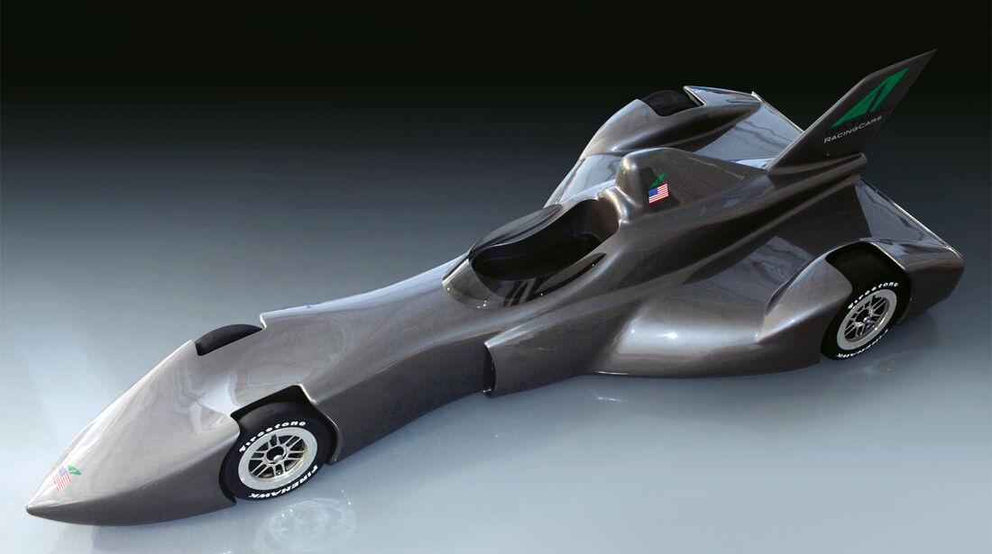Delta-Wing-LMP, Studie, IndyCar-Design