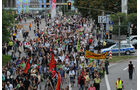 Demonstration Stuttgart 21