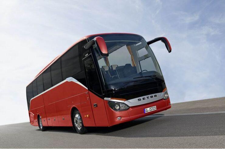 Der Setra Comfort Class 500