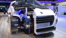 Der neue Peugeot 3008 auf der IAA