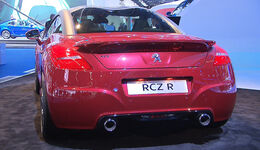 Der neue Peugeot RCZ-R auf der IAA