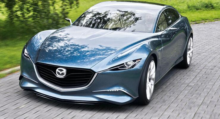 Designstudie Mazda Shinari