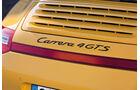 Detail, Schriftzug, Porsche 911 Carrera 4 GTS Coupe