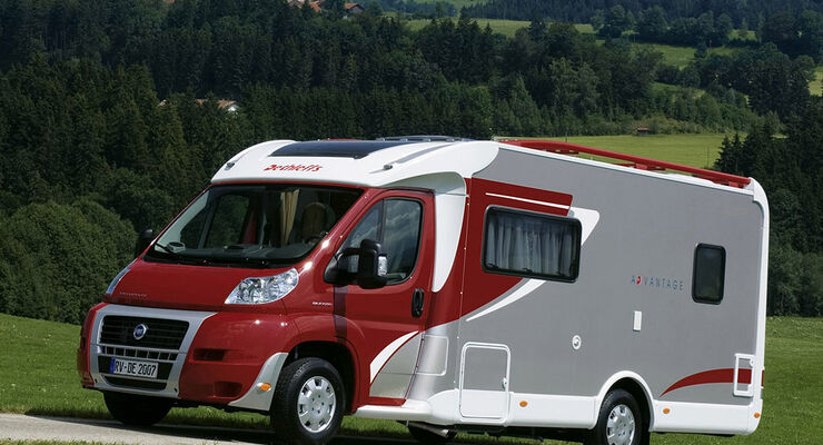 die bestsellerbei den wohnmobilen 2009 fiat ducato das. Black Bedroom Furniture Sets. Home Design Ideas