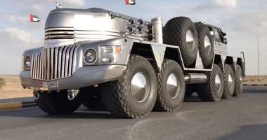 Dhabiyan 10x10 Monster-SUV