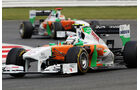 Di Resta Force India GP England 2011