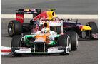 Di Resta - GP Bahrain 2013