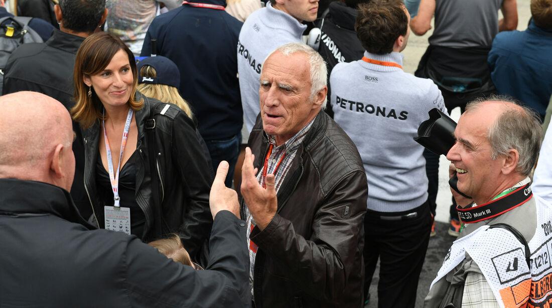 Didi Mateschitz - Formel 1 - GP Österreich - 3. Juli 2016