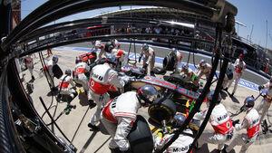 Die besten Fotos der Formel 1 2012