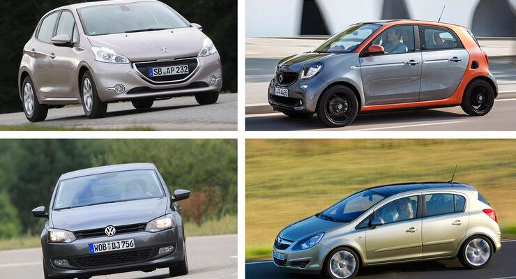 Die langsamsten Autos im Sprint (2006 bis 2016), Teaser