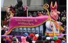 Die schönsten Karnevalswagen 2022