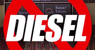 Diesel Fahrverbot
