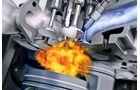 Diesel, Motor