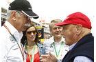 Dieter Zetsche & Niki Lauda