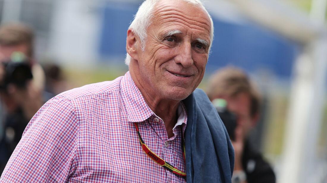 Dietrich Mateschitz - Red Bull - Formel 1 - GP Österreich - Spielberg - 21. Juni 2014