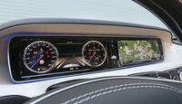 Digitale Instrumente, Mercedes S-Klasse