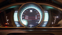 Digitale Instrumente, Volvo V40