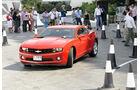 Dodge Camaro - Scheichautos - Formel 1 - GP Abu Dhabi - 03. November 2013