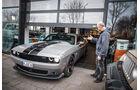 Dodge Challanger 392 SRT - Muscle Car