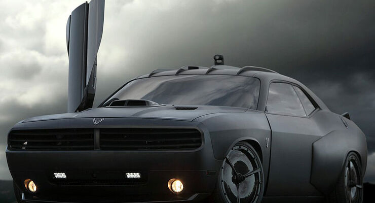 Dodge Challenger Airforce
