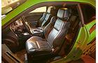 Dodge Challenger SRT Hellcat, Fahrersitz