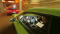 Dodge Challenger SRT Hellcat, Geiger-Camaro Z/28, Impression
