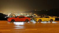 Dodge Challenger SRT Hellcat, Geiger-Camaro Z/28, Seitenansicht